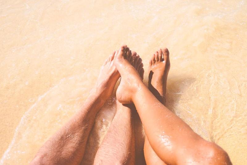 Pego beach